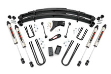 """1999 Ford F-250 Super Duty 4WD 4"""" Lift Kit - Rough Country 49470"""