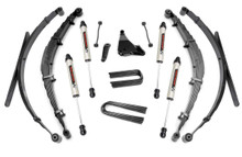 """1999 Ford F-250 Super Duty 4WD 6"""" Lift Kit - Rough Country 49270"""