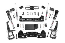 "2014 Ford F-150 4WD 4"" Lift Kit - Rough Country 57431"
