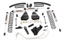 """2008-2010 Ford F-250 Super Duty 4WD 6"""" Lift Kit - Rough Country 59470"""