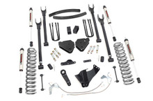 """2008-2010 Ford F-250 Super Duty 4WD 6"""" Lift Kit - Rough Country 58470"""