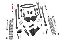 """2005-2007 Ford F-250 Super Duty 4WD 6"""" Lift Kit - Rough Country 58070"""