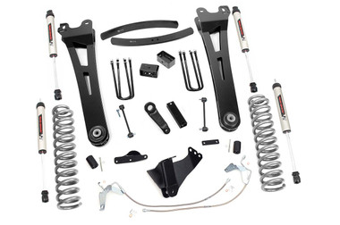 """2008-2010 Ford F-250 Super Duty 4WD 6"""" Lift Kit - Rough Country 53970"""
