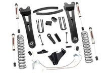 """2008-2010 Ford F-250 Super Duty 4WD 6"""" Lift Kit - Rough Country 53870"""