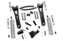 """2005-2007 Ford F-250 Super Duty 4WD 6"""" Lift Kit - Rough Country 53670"""