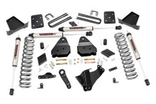 """2015-2016 Ford F-250 Super Duty 4WD 4.5"""" Lift Kit - Rough Country 56770"""
