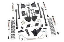 """2011-2014 Ford F-250 Super Duty 4WD 6"""" Lift Kit - Rough Country 56570"""