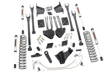 """2011-2014 Ford F-250 Super Duty 4WD 6"""" Lift Kit - Rough Country 53270"""