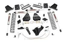 """2011-2014 Ford F-250 Super Duty 4WD 6"""" Lift Kit - Rough Country 56470"""