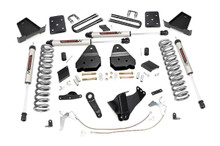 """2015-2016 Ford F-250 Super Duty 4WD 6"""" Lift Kit - Rough Country 52970"""