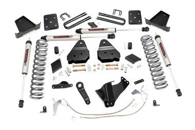 """2015-2016 Ford F-250 Super Duty 4WD 6"""" Lift Kit - Rough Country 55170"""
