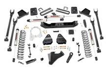 """2017-2019 Ford F-250 Super Duty 4WD 6"""" Lift Kit - Rough Country 56070"""