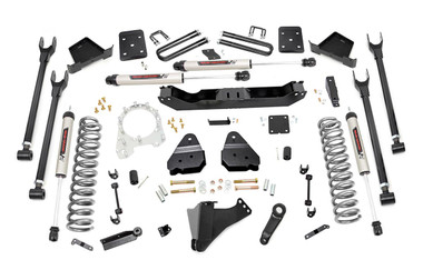 """2017-2019 Ford F-250 Super Duty 4WD 6"""" Lift Kit - Rough Country 52670"""
