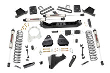 """2017-2019 Ford F-250 Super Duty 4WD 4.5"""" Lift Kit - Rough Country 55070"""