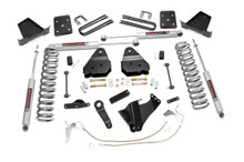 "2008-2010 Ford F-250 Super Duty 4WD 4.5"" Lift Kit - Rough Country 478.2"