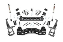 "2011-2014 Ford F-150 2WD 4"" Lift Kit - Rough Country 57270"