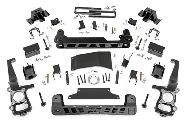 """2010-2014 Ford Raptor 4WD 4.5"""" Lift Kit - Rough Country 55200"""