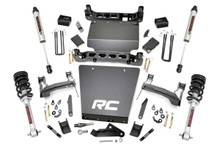 "2014-2018 Chevy Silverado 1500 4WD 7"" Lift Kit - Rough Country 29871"