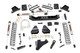 """2017-2019 Ford F-250 Super Duty 4WD 6"""" Lift Kit - Rough Country 51370"""