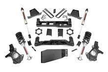 "2007-2013 Chevy Silverado 1500 4WD 7.5"" Lift Kit - Rough Country 26470"