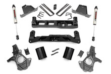 "2007-2013 Chevy Silverado 1500 2WD 7.5"" Lift Kit - Rough Country 26370"