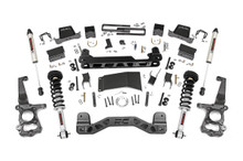 "2015-2020 Ford F-150 4WD 6"" Lift Kit W/ N3 Struts & V2 Rear Shocks - Rough Country 55771"
