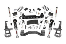 "2015-2020 Ford F-150 4WD 4"" Lift Kit - Rough Country 55571"