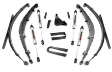 """1999-2004 Ford F-250 Super Duty 4WD 6"""" Lift Kit - Rough Country 49770"""