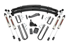 """1999-2004 Ford F-250 Super Duty 4WD 6"""" Lift Kit - Rough Country 49670"""