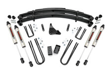 """1999-2004 Ford F-250 Super Duty 4WD 4"""" Lift Kit - Rough Country 49570"""