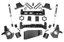 "2007-2013 Chevy Silverado 1500 4WD 6"" Lift Kit - Rough Country 23670"