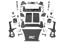 """2019-2020 GMC Sierra 1500 2WD/4WD 6"""" Lift Kit - Rough Country 22970"""