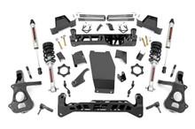 "2014-2018 Chevy Silverado 1500 4WD 7"" Lift Kit - Rough Country 22871"
