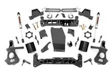 "2014-2018 Chevy Silverado 1500 4WD 7"" Lift Kit - Rough Country 22870"