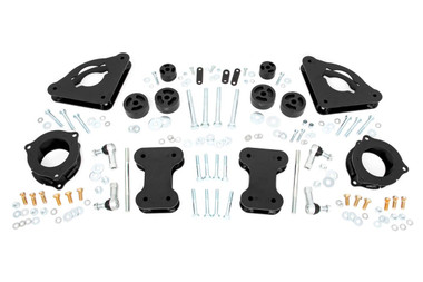"""2014-2018 Jeep Renegade 2WD/4WD 2"""" Lift Kit - Rough Country 62100"""