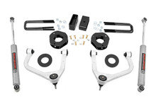 "2019-2020 Chevy Silverado 1500 2WD/4WD 3.5"" Lift Kit - Rough Country 29531"