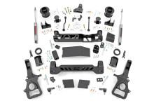 """2019-2020 Dodge Ram 1500 4WD 6"""" Lift Kit - Rough Country 33930A"""