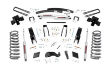 "2000-2002 Dodge Ram 2500 4WD 5"" Lift Kit - Rough Country 35330"