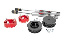 """2007-2014 Toyota FJ Cruiser 2WD/4WD 3"""" Lift Kit - Rough Country 76530RED"""