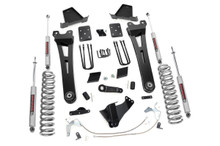 """2015-2016 Ford F-250 Super Duty 4WD 6"""" Lift Kit - Rough Country 542.2"""