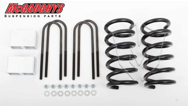 "2/3"" Chevy S-10 Single Cab Economy Lowering Kit"