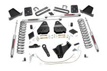 "2015-2016 Ford F-250 Super Duty 4WD 6"" Lift Kit - Rough Country 548.2"
