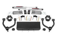 "2016-2020 Nissan Titan XD 2WD/4WD 3"" Lift Kit - Rough Country 83630"