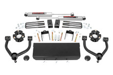 "2016-2022 Nissan Titan XD 2WD/4WD 3"" Lift Kit - Rough Country 83630"