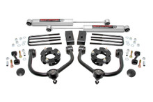 "2004-2020 Nissan Titan 2WD/4WD 3"" Lift Kit - Rough Country 83430"