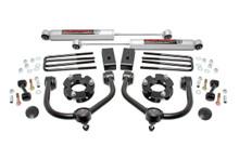 "2004-2022 Nissan Titan 2WD/4WD 3"" Lift Kit - Rough Country 83430"