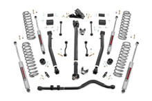 """2018-2020 Jeep Wrangler JL Unlimited 4WD 3.5"""" Lift Kit - Rough Country 65531"""