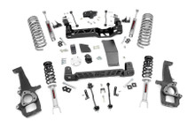"""2012-2018 Dodge Ram 1500 4WD 6"""" Lift Kit - Rough Country 33232"""