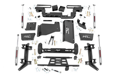 """1988-2000 Chevy C2500/K2500 Pickup 4WD 6"""" Lift Kit - Rough Country 16130"""