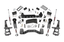 "2015-2020 Ford F-150 4WD 4"" Lift Kit - Rough Country 55531"